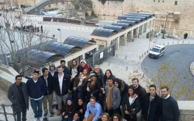 Weekly Updates – Jerusalem Jan 24, 2016