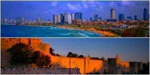 Tel Aviv or Jerusalem?