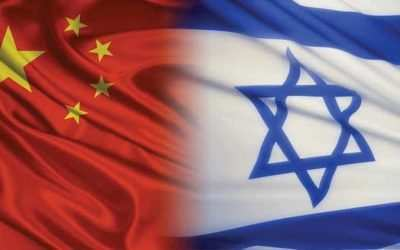 Why Does China Look Up to Israel?