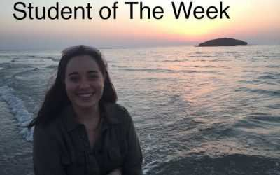 Student of the week – Gal Nurick
