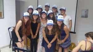 Hebrew Graduation ceremony