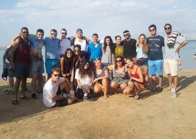 gap year program in israel