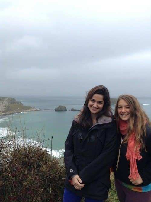 gap year program in israel visits Ireland