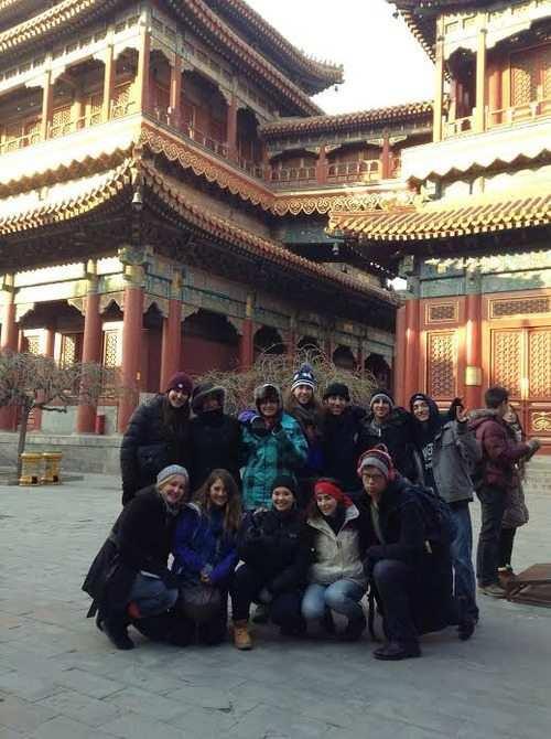 gap year in israel visiting china