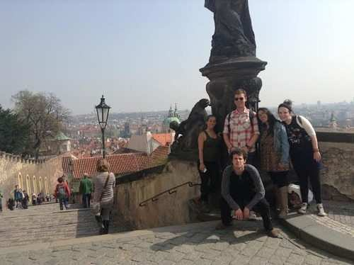 Prague 2014 gap year program