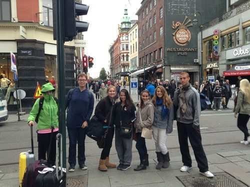 gap year program visiting Vienna