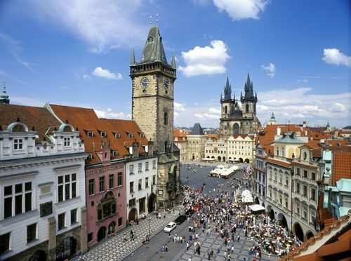 gap year program in israel visiting Czech Republic