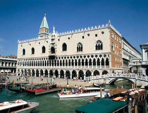 gap year program in israel touring in Venice