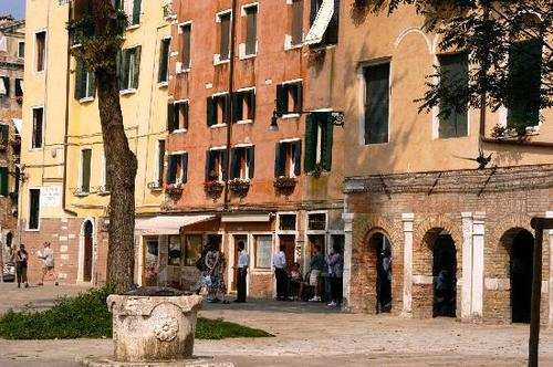 aardvarkisrael tour of the Venice Jewish Ghetto