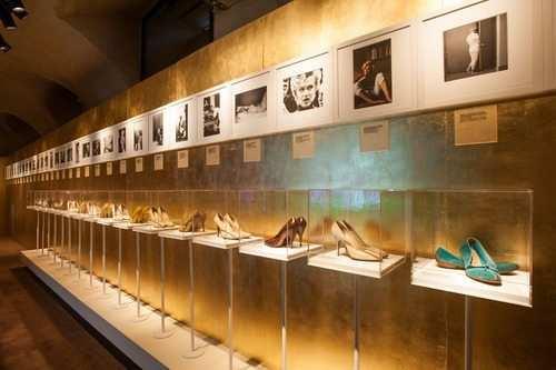 Salvatore Ferragamo shoe museum