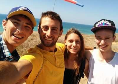 gap year program in israel - Tel Aviv