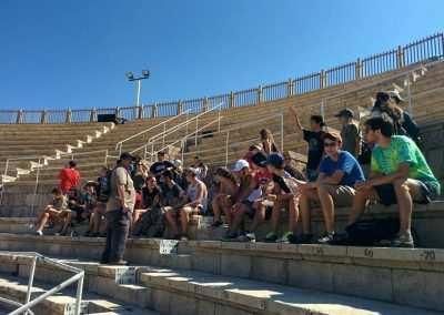 weekly update in tel aviv