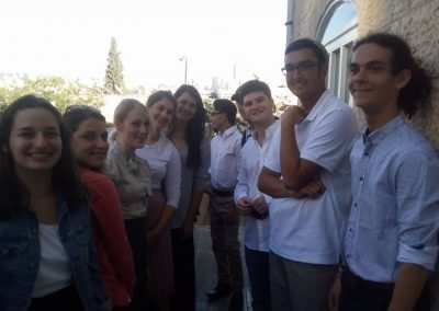 gap year program in israel - Jerusalem