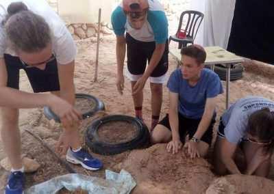 gap year in israel