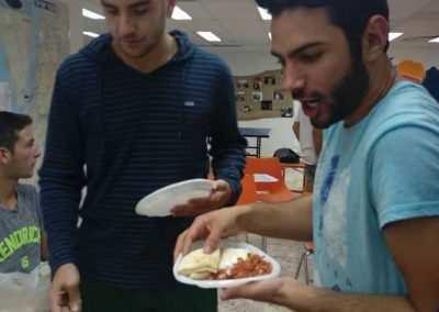 nutrition gap year program in israel - tel aviv