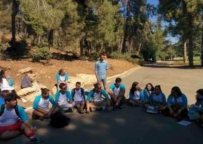 peresactivity gap year program in israel - tel aviv