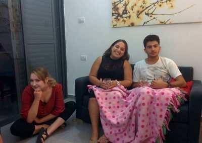 spark gap year program in israel - tel aviv