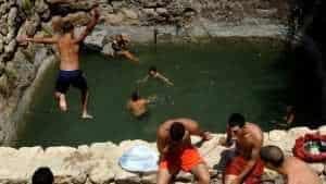 Israel's Natural Hot Springs