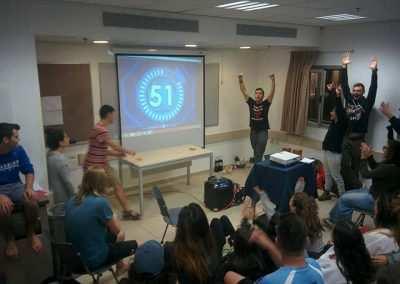 weekly updates - gap year program in israel tel aviv