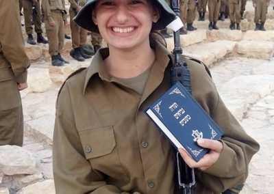 weekly updates - gap year program in israel in army