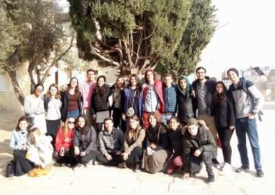 gap year program in israel Jerusalem