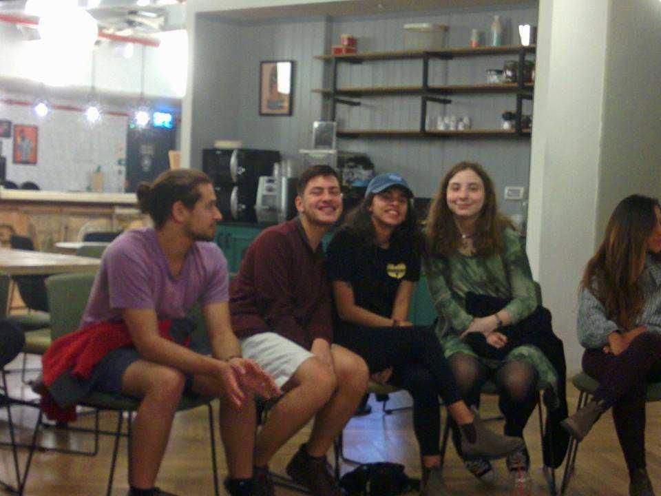 Tel Aviv Update: Gap Year In Israel