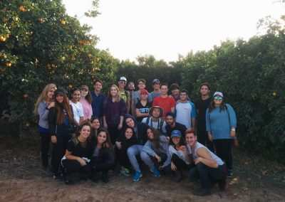 gap year in israel tel aviv - weekly updates