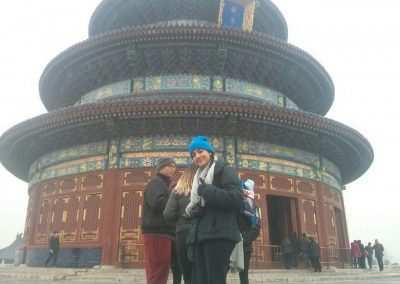 gap year in israel visitin  Temple of Heaven in China