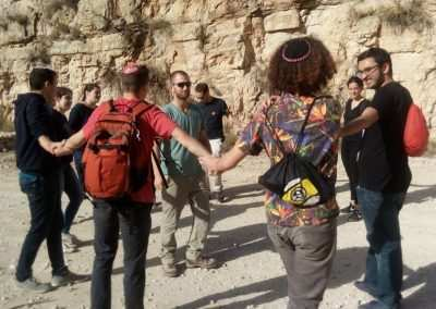 aardvark israel - gap year in israel