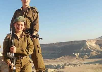 gap year program in israeli army