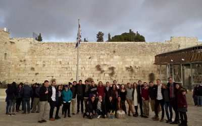 Weekly Updates – Jerusalem January 15, 2017