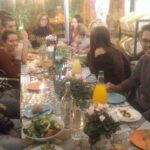 Safe and sound - first day at aardvark tel aviv