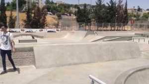 Jerusalem Got Its Own Skate Park