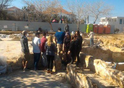 gap year program in israel tel aviv