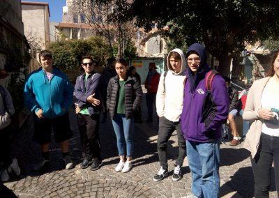 weekly updates gap year program in israel