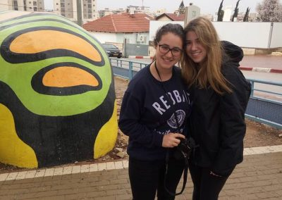 weekly updates gap year program in israel
