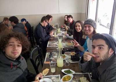 Weekly Updates - Jerusalem eating
