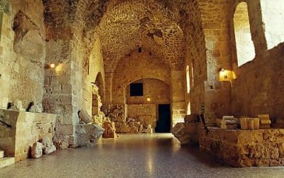 Israel's Lesser Known Heritage Sites