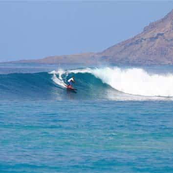 Surfing In Israel