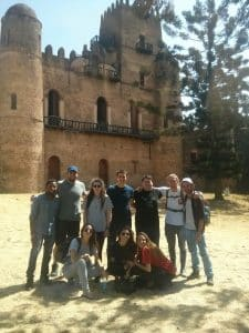 gap year program International in Ethiopia