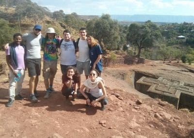 gap year intrnational program in Ethiopia