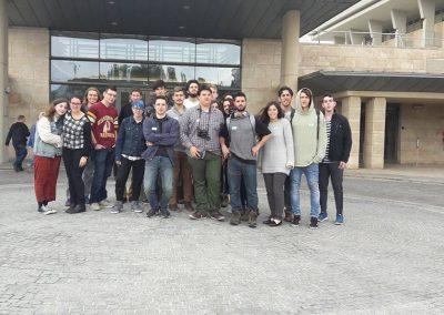 gap year program in israel Jerusalem