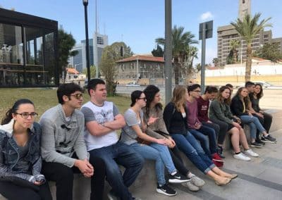 aardvark israel gap year program in israel tel aviv