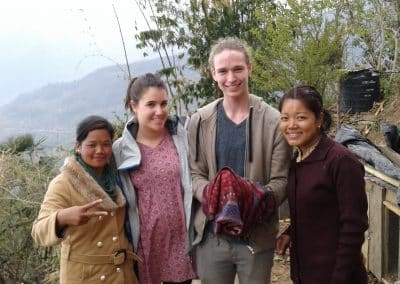 gap year in nepal