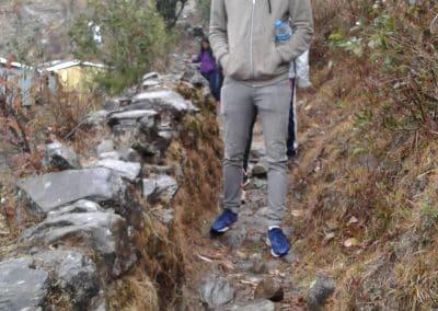 gap year in nepal