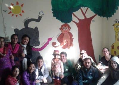 gap year in israel visiting nepal week 7