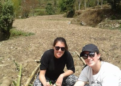 gap year program visiting nepal