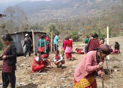 gap year program visiting nepal