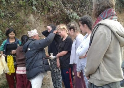 gap year program in nepal
