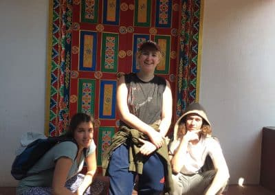 gap year program in israel visiting nepal